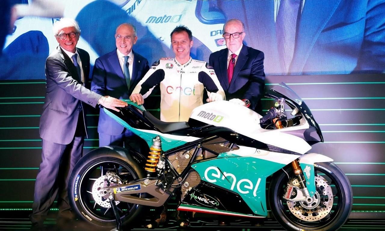 fa7dd15ae0d Motos elétricas  Enel é a principal patrocinadora